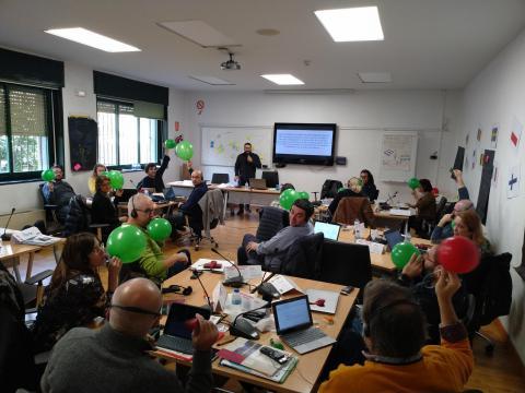 """curso etui """"La digitalización del trabajo: Industria 4.0"""""""